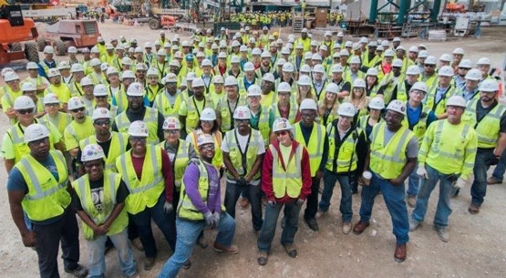 construction workforce group